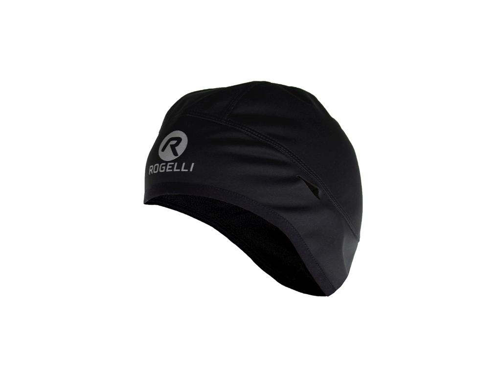 Rogelli Lazio - Hjelmhue - Softshell - Sort - Unisize