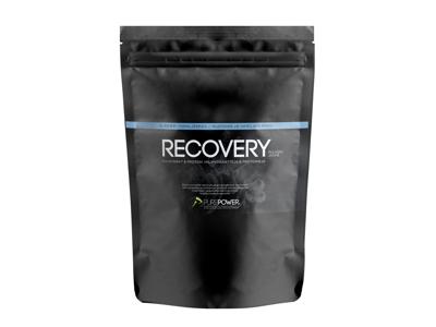 PurePower Recovery - Restitutionsdrik - Vanilje / blåbær - 1 kg