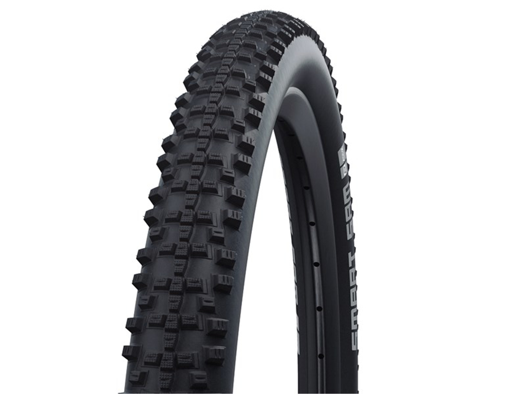 Schwalbe Smart Sam - Performance Line Tråddæk - 27,5x2,10 (54-584) - Sort thumbnail