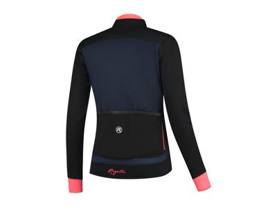Rogelli Contenta - Vinterjakke Dame - 0 til 10 grader - Blå/Sort/Coral