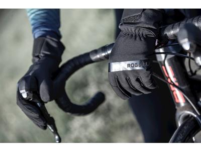 Rogelli Armor - Cykelhandskar - Vinter - 0 till 5 grader - Svart