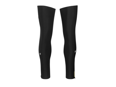 Assos RS Leg Warmers - Benvarmere - Sort