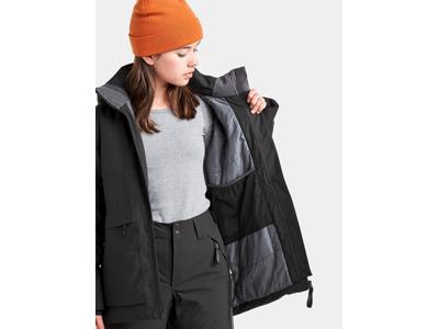 Didriksons - Margo - Girls Jacket - Sort