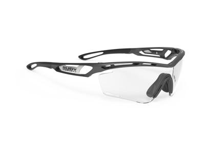 Rudy Project Tralyx - Løbe- og cykelbrille - Impactx Fotokromisk 2 - Graphene sort