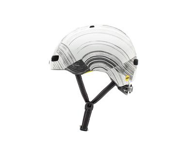 Nutcase - Street MIPS - Sykkelhjelm med skaterlook - Granitt