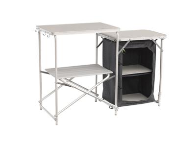 Outwell Samos - Foldbar Køkkenbord - Aluminium