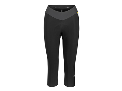 Assos UMA GT Spring Fall Half Knickers - Knickers with pute - Women - Black