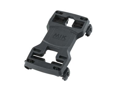 Basil MIK Carrier Plate - Universal adapterplade - Black