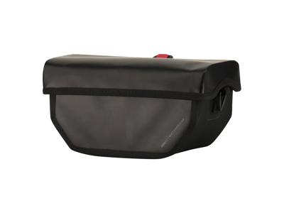 AGU Shelter Clean Handlebar bag - Cykeltaske - Vandtæt - 5 L - Sort