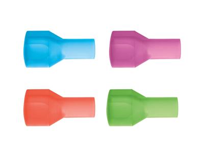Camelbak Big Bite Valves 4 Color Pack - One size - Multifarvet