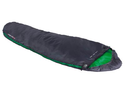 High Peak Lite Pak 800 - Sovepose - Antrazit/grøn
