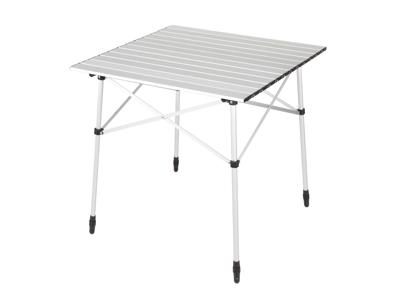 High Peak Sevilla - Campingbord - Foldbar og justerbar - Aluminium