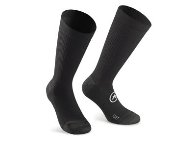 Assos Trail Socks - Cykelstrømper - Sort - Str. I