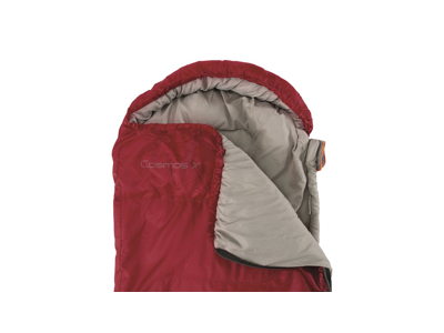 Easy Camp Cosmos Junior - Sovepose til børn - Rød