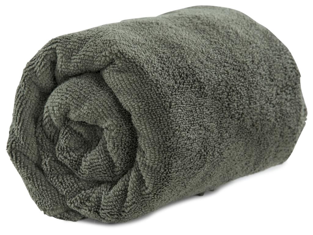 Billede af Trespass Wringin - Hurtigtørrende mikrofiber håndklæde - Turkis - 70 x 135 cm