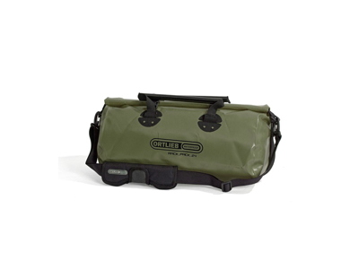 Ortlieb - Rack-Pack - Rejsetaske - Oliven/Sort- 24 Liter