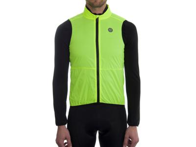 AGU - Cykelvest - Neon Gul