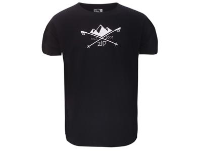 2117 OF SVERIGE Apelviken - T-skjorte - Svart