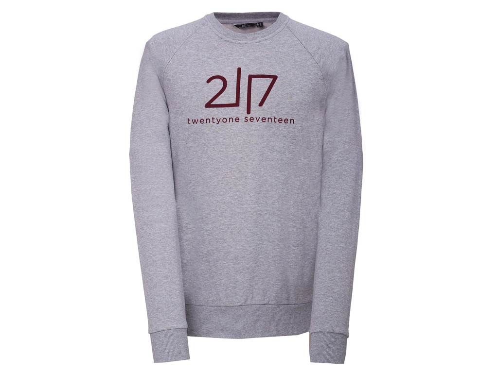 2117 OF SWEDEN Kalvamo - Sweater - Unisex - Grå - Str. XS thumbnail