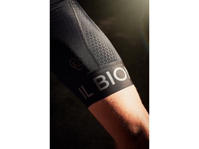Il Biondo Road Warrier - Cykelbukser - BIB 6 timers pude - Dame - Sort