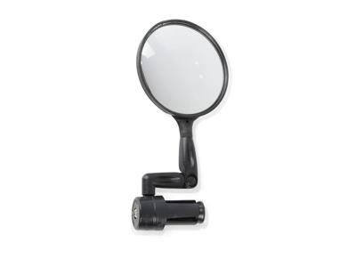 XLC Mirror MR-K02 - Sidospegel för styr - Ø19-22mm