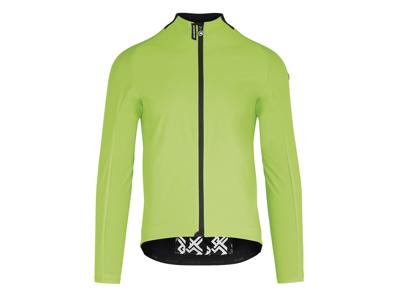 Assos Mille GT ULTRAZ Winter Jacket EVO - Sykkeljakke - Hi-vis grønn