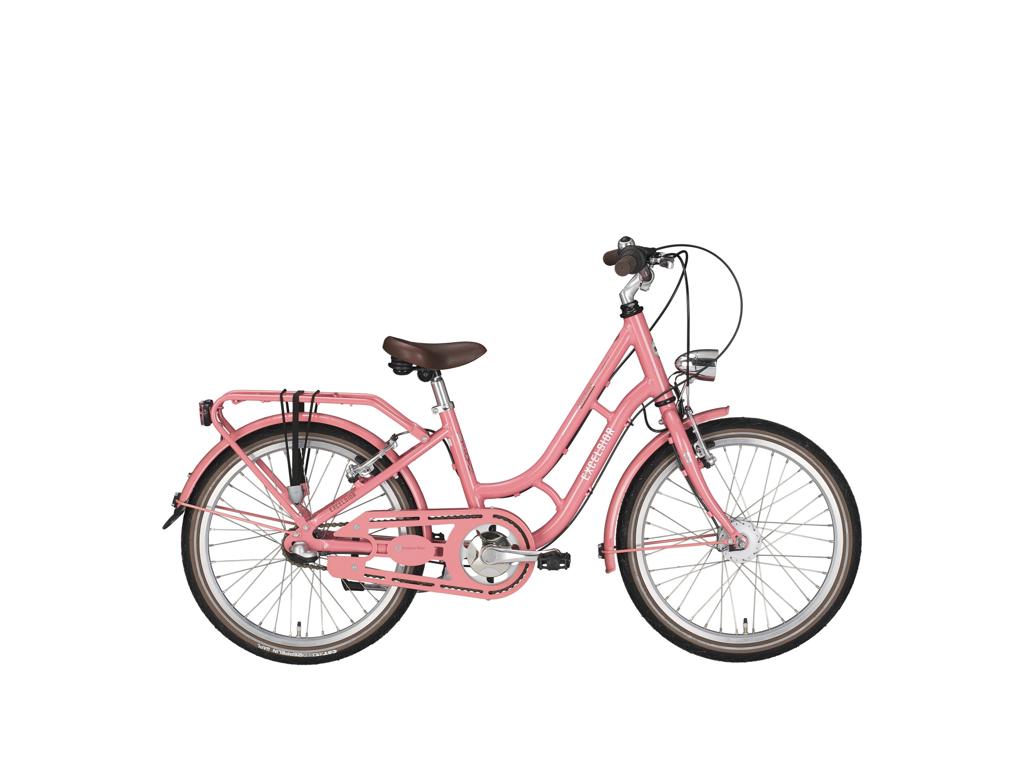 "EXCELSIOR - Swan Retro m. 3 Gear - 24"" hjul - Antique pink - 35 cm stel"
