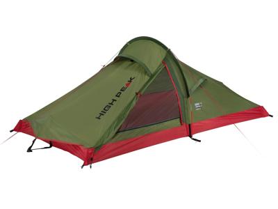 High Peak Siskin 2.0 - 2 personers telt - Pesto-red