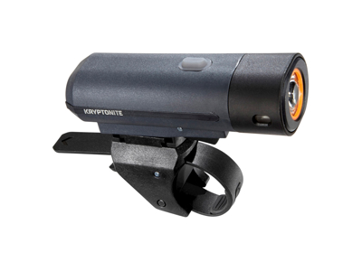 Kryptonite Street F150 - Cykellygte til front - USB opladelig