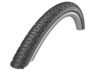 Schwalbe G-One Ultrabite - Gravel Foldedæk - 28x1,50 (40-622) Sort