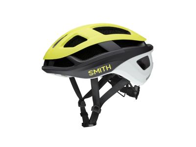 Smith Trace Mips - Cykelhjelm - Mat Gul/Sort/Hvid