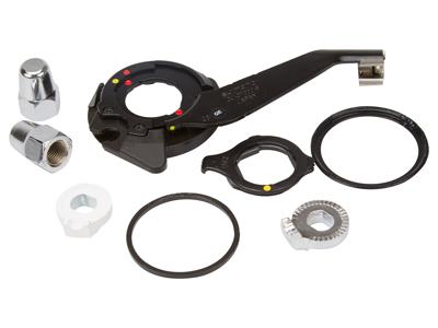 Shimano Nexus Di2 - Komponentsæt 5 gear - Til nav type SG-C7000-5