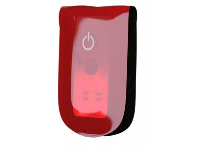 WOWOW Magnet Light - Sikkerhedslys med magnet - Rød