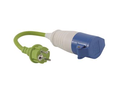 Outwell Conversion - Adaptorkabel med stik- 30 cm