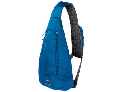 Jack Wolfskin Delta bag - Carry over taske - 4 liter - Blå