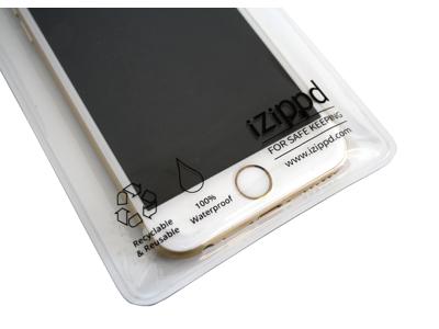 iZippd - Beskyttelsesetui til smartphones