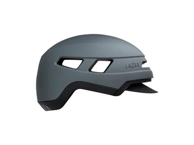 Lazer Cruizer - Cykelhjelm E-bike - Mat mørkegrå