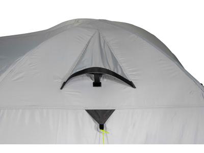 High Peak Nevada 3.0 - 3 personers telt - Nimbusgrått