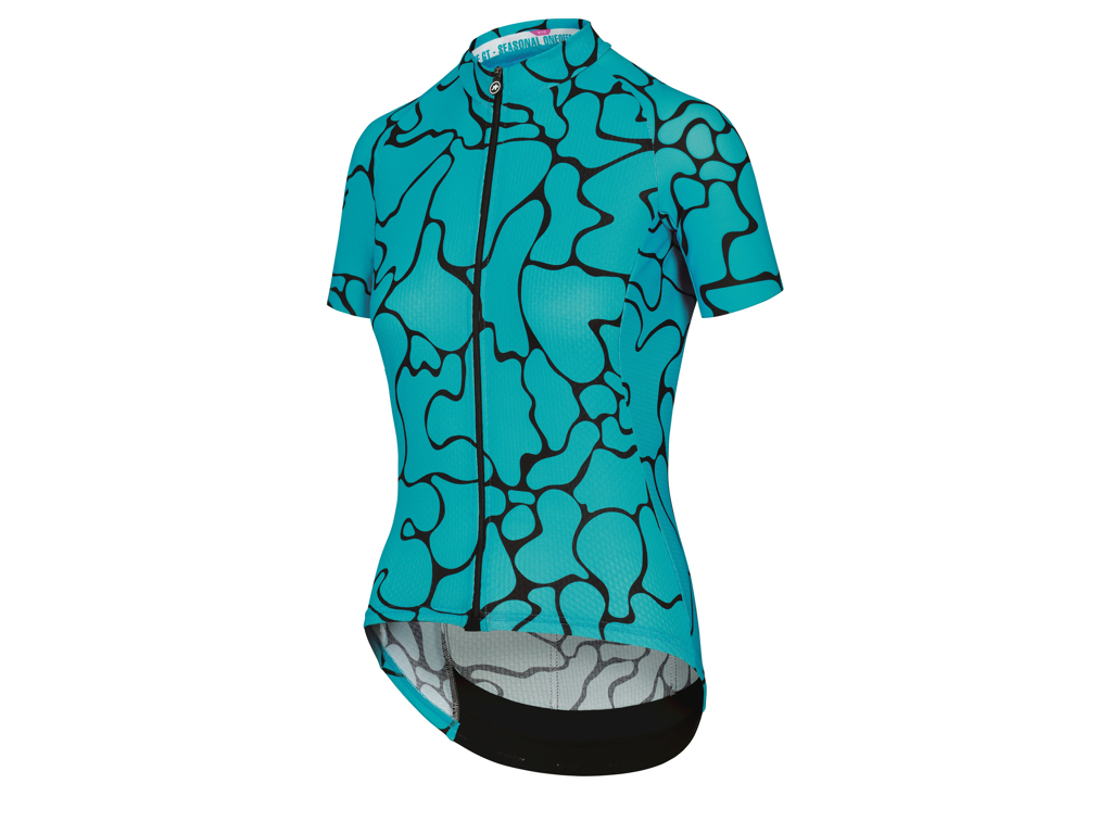 Assos UMA GT Summer SS Jersey c2 Voganski - Cykeltrøje - Dame - Hydro Blue - Str. XL thumbnail
