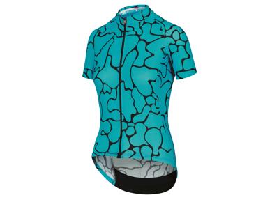 Assos UMA GT Summer SS Jersey c2 Voganski - Cykeltrøje - Dame - Blå