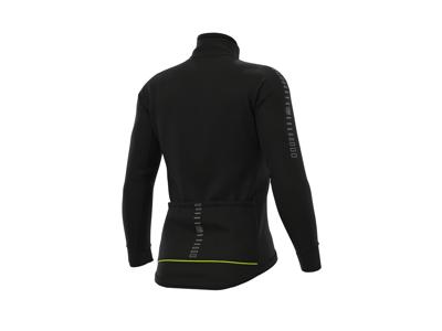 Alé Solid Fondo - Vinter jakke - Sort