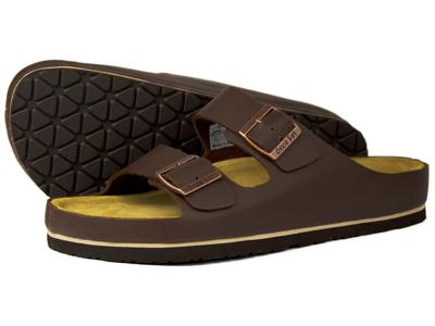 Orca Bay - Saba - Sandal til mænd - Dark Brown