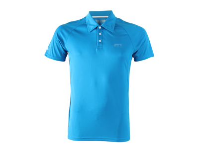 2117 OF SWEDEN Seed Seed Pique - Polo skjorte - Blå