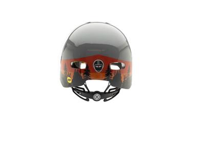 Nutcase - Street MIPS - Cykelhjelm med Skaterlook - Mt. Hood Gloss