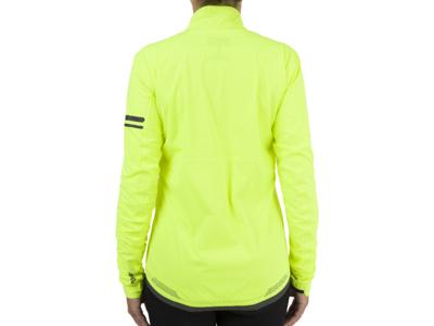 AGU Jacket Essential Prime Rain - Dame cykelregnjakke - Neon Gul