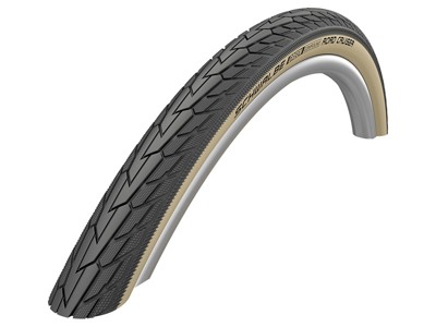 Schwalbe Road Cruiser - K-Guard Wire Dekk - 28x1.75 (47-622) - Gumwall