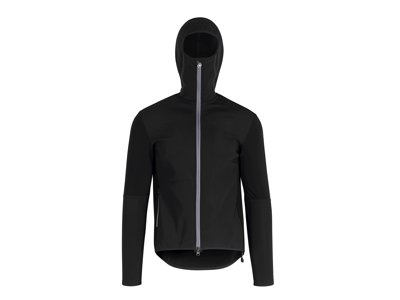 Assos Trail Winter Softshell Jacket - Cykel softshell jakke - Sort