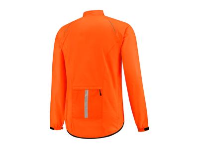 Rogelli Tellico - Regnjakke - Aqualite 1000 - Orange