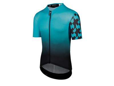 Assos EQUIPE RS sommar SS-tröja Prof Edition - Cykeltröja - Blå