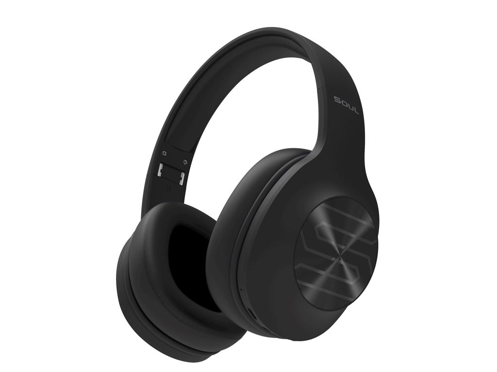 Billede af Soundliving - Soul - Trådløse bluetooth høretelefoner - Sort